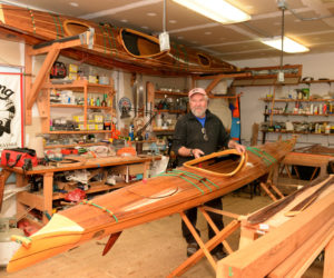 Building Aboriginal Canoes and Kayaks a Labor of Love for Jefferson Man