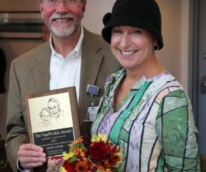 Longtime LincolnHealth Employee Wins Award