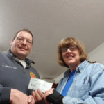 Meenahga Grange Donates to Nobleboro Christmas Gift Program