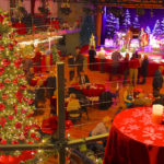 Opera House Ends Season with Potluck and Carol Sing
