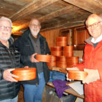 Shaker Boxes to Benefit Boat Shop
