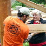 Registration Already Open for May Timber Frame Course