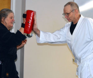 Karate Lessons Build Confidence at Mobius