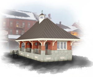 Damariscotta Seeks Feedback on Restroom Renderings