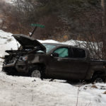 Slick Roads Lead to Accident in Jefferson