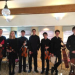 New LA String Orchestra Performs at Schooner Cove