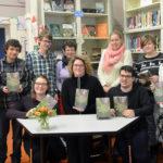 LA's Books and Brunch Features Shannon M. Parker