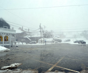 Storm Update: Blizzard Causes Damariscotta Flooding, Scattered Power Outages