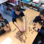 NCS Students Raise Money for Heifer International