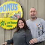 Nobleboro Couple Buys Bonus Redemption