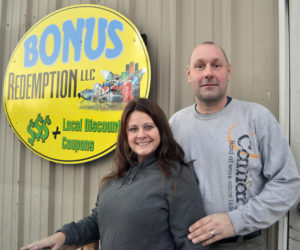 Nobleboro Couple Buys Bonus Redemption