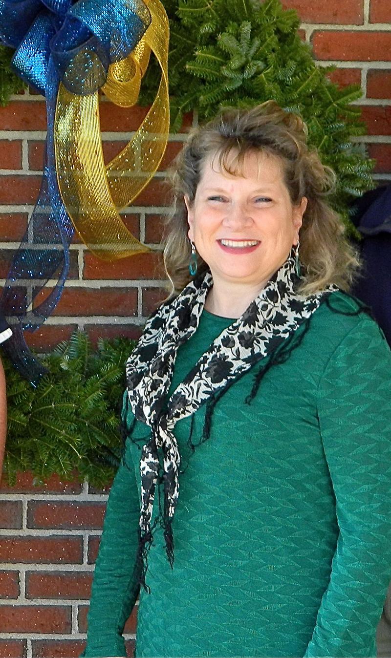 Medomak Valley High School acting Principal Linda Pease. (Photo courtesy Lisa Genthner Gunn)