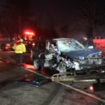 Head-On Crash in Whitefield Sends One to Hospital