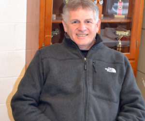 Former Wiscasset Fire Chief and Selectman Tim Merry recently retired from his full-time job as a captain with the Bath Fire Department after 30-plus years. (Charlotte Boynton photo)