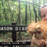 Newcastle Native Hikes Appalachian Trail with Rooster