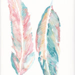 Brazel Watercolor Show at Rising Tide
