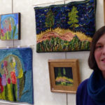 Elaine Eskesen Artwork Featured at First National Bank