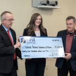 First National Bank Donates to United Farmer Veterans of Maine