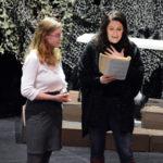 Lincolnaires Study Voice with Opera Singer Aldrich