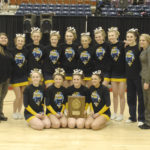 MVHS Cheerleaders Win Eighth Straight Regional Title