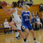 Lady Panthers ground Erskine Eagles