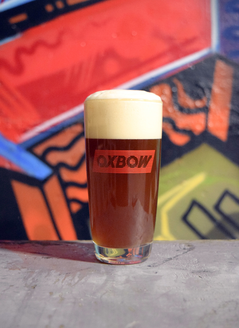 Oxbow Brewing Co.'s tasting room at its farmhouse brewery in Newcastle plans to release two beers when it opens up for the weekend on Thursday, Jan. 18.
