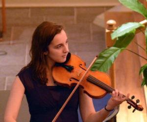 Newell in Senior Recital in Newcastle
