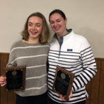 CLC YMCA Tennis Members Honored