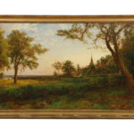 Thomaston Place Sale Includes Cropsey Art, Inuit Artifacts