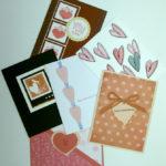 Valentine-Making Workshops for Adults, Teens