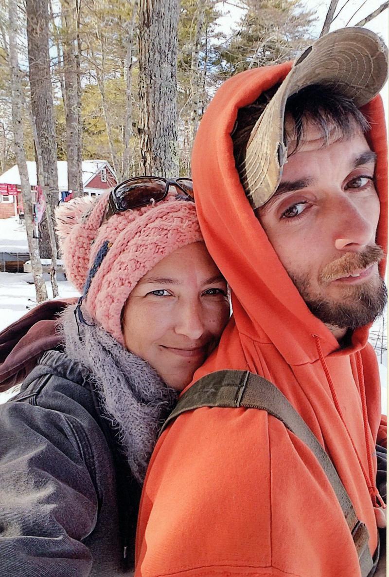 Sonya Winchenbach and David Nichols