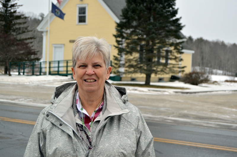 Former Dresden Administrative Assistant Trudy Foss has worked for the town in some capacity since 1988. She retired from her role as administrative assistant at the end of 2017. (Greg Foster photo)
