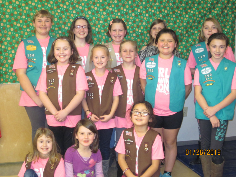 Girl Scouts will operate cookie booths this Weekend