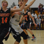 Tigers crush Eagles in KVAC finale