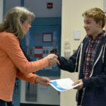 GSB Student Wins County Spelling Bee for Second Straight Year