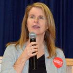 County Republicans Like Mayhew in Straw Poll