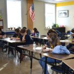 Medomak Valley Hosts Area Schools at Math Meet