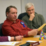 Waldoboro Selectmen Hold Workshop with Planning Team on A.D. Gray