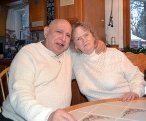 Wiscasset Couple Celebrates 60 Years of Love