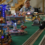 Whitefield Lions Model Railroad and Dollhouse Show