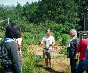 Edible Backyard Workshop at Morris Farm