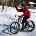 Fat Bike Day at Hidden Valley Nature Center