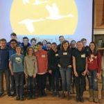 Kieve-Wavus Leads to Mentor AOS 93 Students