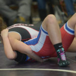 Lady Eagle Workman wins Girls State wrestling Gold