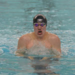 LA records fall at State B swim meet