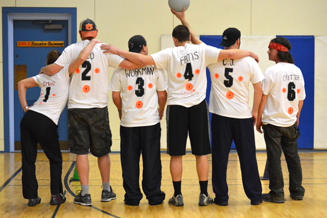 A dodgeball tournament will be held at the Bristol Consolidated School on Saturday, March 10.