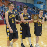 Hampden clips Panthers for North A crown