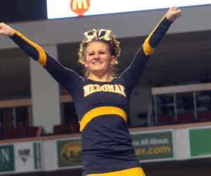 """<span class=""""entry-title-primary"""">Medomak Cheerleaders Take Third at States</span> <span class=""""entry-subtitle"""">Herman takes first, Ellsworth second</span>"""