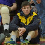 Elias Miller wins State Class B wrestling title