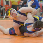 Miller and Sprague pin down KVAC titles